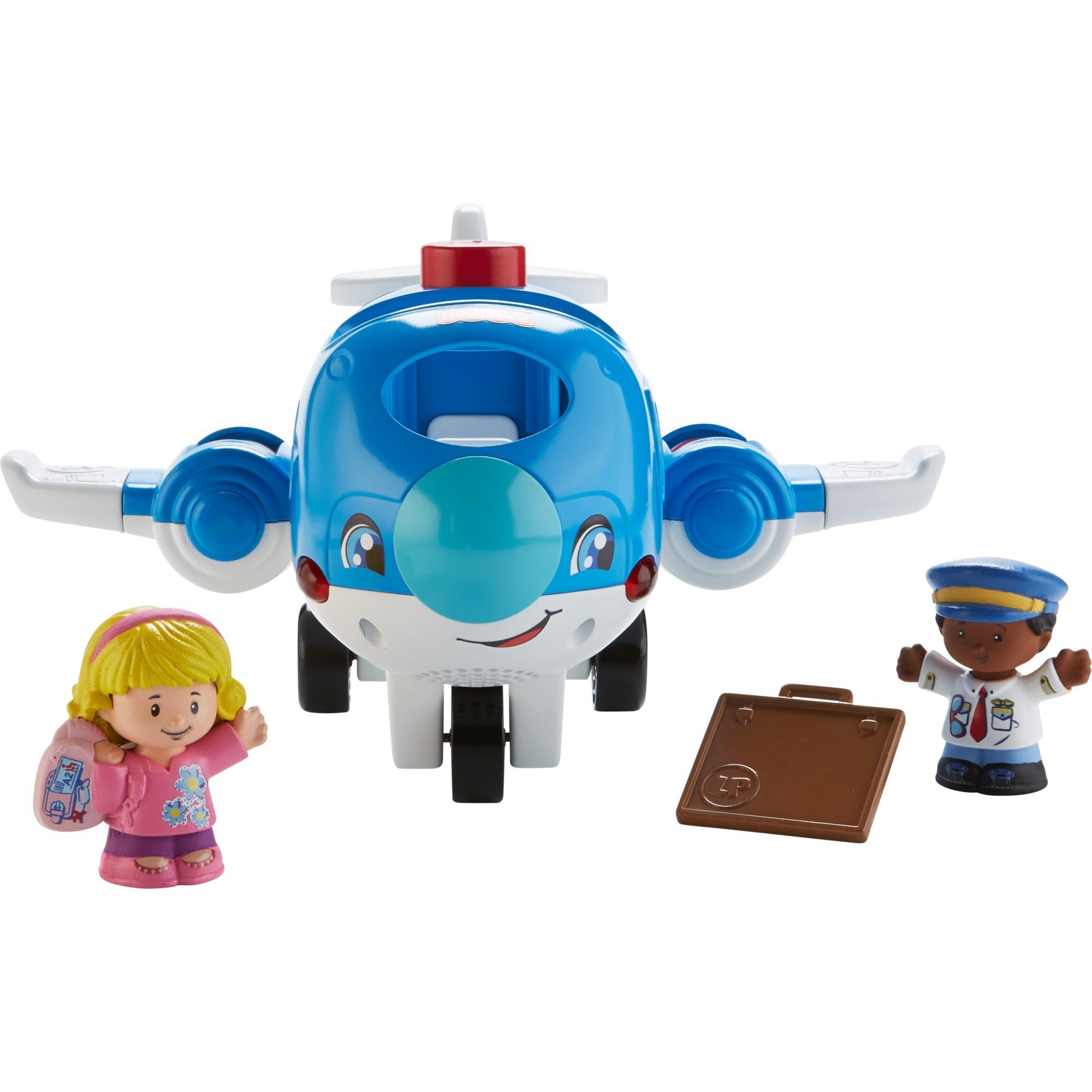Fisher-Price Little People Flugzeug, Spielfigur